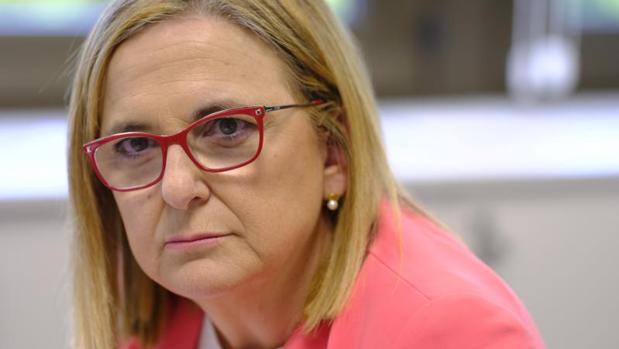 La secretaria de Estado de Economía, Irene Garrido