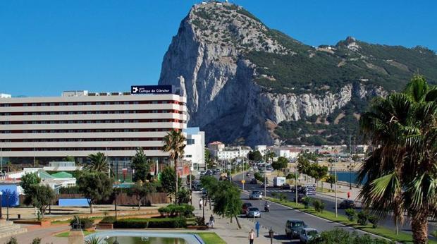 Hotel de Asur en el Campo de Gibraltar, explotado por la cadena Ohtels
