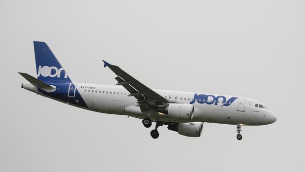 La aerolínea Joon aterriza en Barcelona para sustituir a Air France