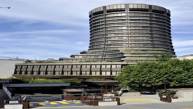 Sede del Banco Internacional de Pagos