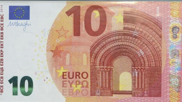 La producción de billetes está repartida entre los bancos centrales nacionales