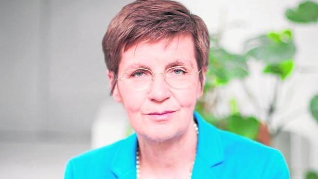Elke König, presidenta de la Junta Única de Resolución (JUR)