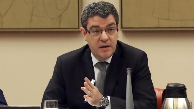 El ministro de Energía, Alberto Nadal