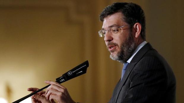 El secretario de Estado de Presupuestos, Alberto Nadal