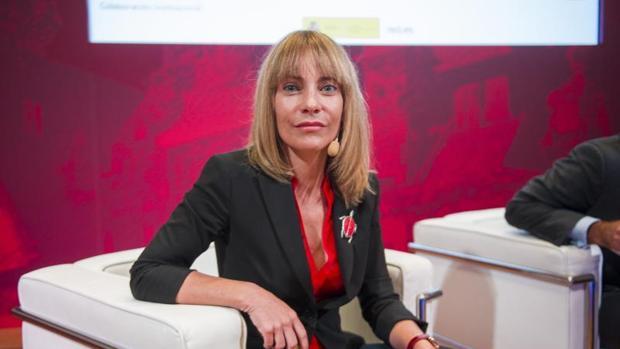 María Garaña en una imagen de archivo