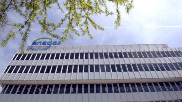 Sede de la compañía en Madrid