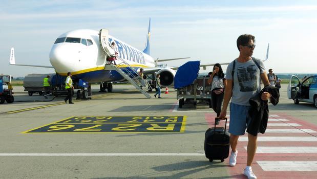 Ryanair ha cambiado su política de equipaje de mano