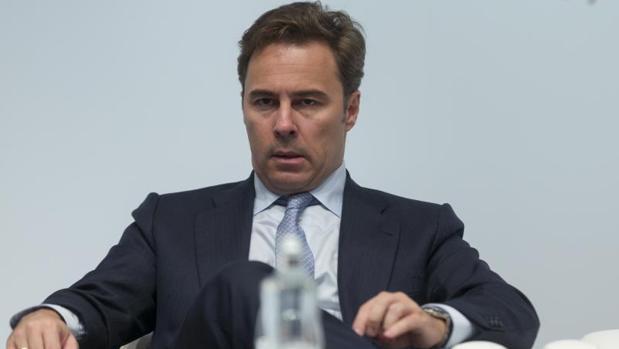 El presidente de la Comisión de Comercio de la Cámara de Comercio de España, Dimas Gimeno