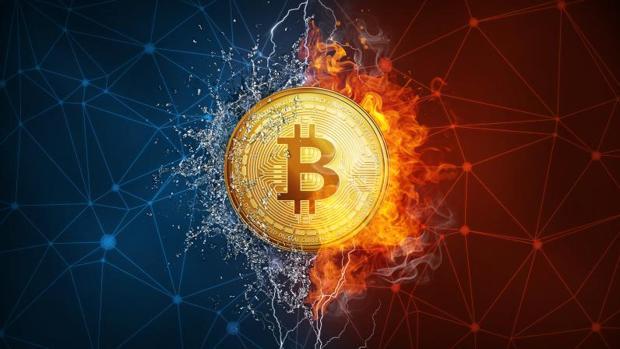 Otro desafío importante para el bitcoin durante el 2018 es la competencia con ethereum