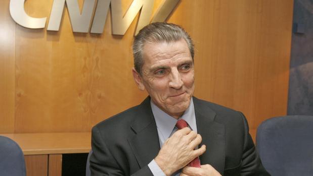 Manuel Conthe presidía la CNMV cuando Fórum fue intervenida en 2006