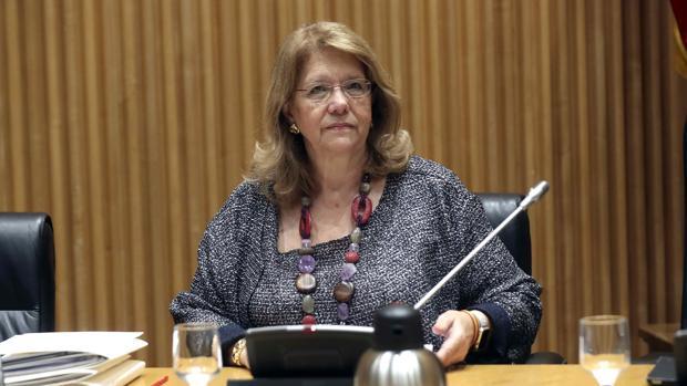 La expresidenta de la CNMV y actual presidenta de Tragsa, Elvira Rodríguez