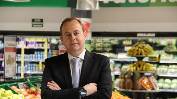 Luis Osuna, CEO de Covirán