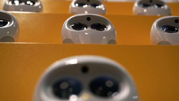 Robots presentados esta semana en el CES de Las Vegas