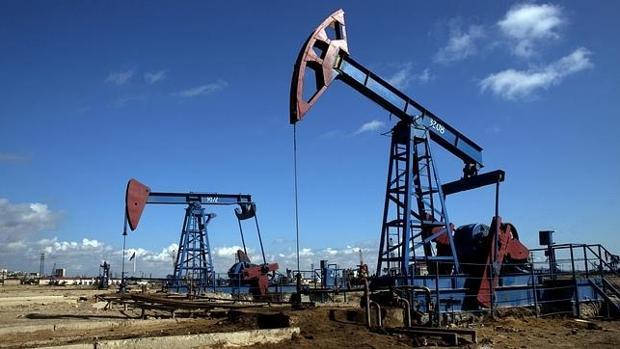 Yacimiento de petróleo en Estados Unidos