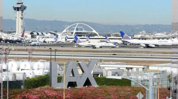 Aeropuerto de Los Ángeles es el segundo mayor de EE.UU.