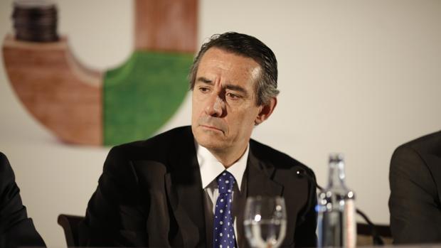 El director general de Negocio de Caixabank, Juan Antonio Alcaraz
