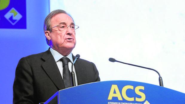 ACS ingresará unos 240 millones de euros con la venta de la participación en la firma (24,21%)