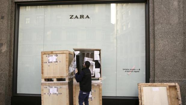 Inditex centraliza en le n la ubicaci n log stica de zara man - Zara en cadiz ...