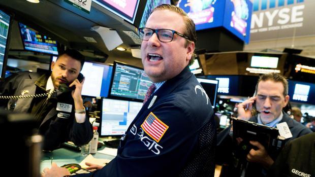 Operadores de Bolsa esta semana en Wall Street