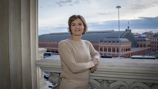 García Tejerina, esta semana en el Ministerio de Agricultura, junto a la estación de Atocha