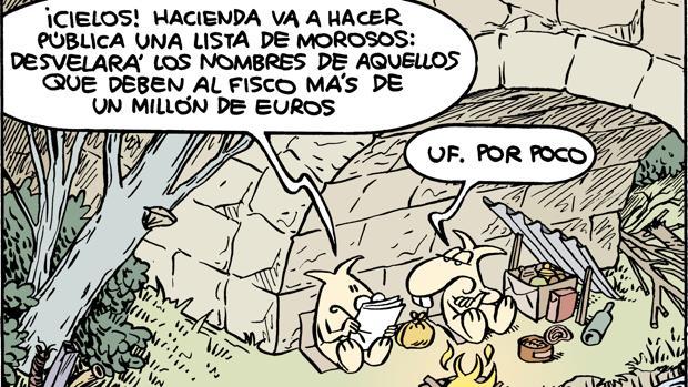 El moroso de hoy, «un heredero del pícaro español, según Pere Brachfield (EAE Business School)