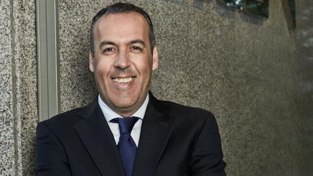 Javier Gómez, CEO de Aelca