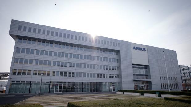 Planta de Airbus en Alemania