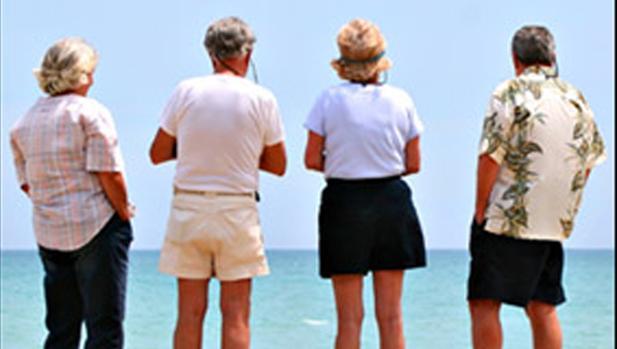 Los consumidores seniors invierten más en viajes que el resto de la población