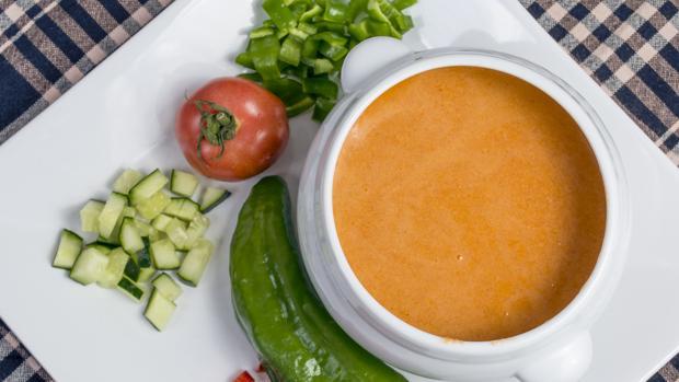 El gazpacho y el salmorejo, productos naturales en auge