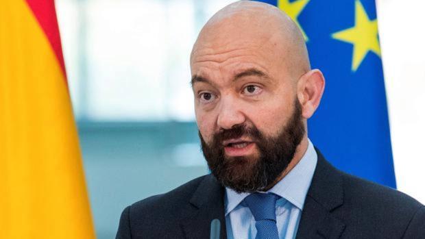 Jaime García-Legaz, presidente de AENA