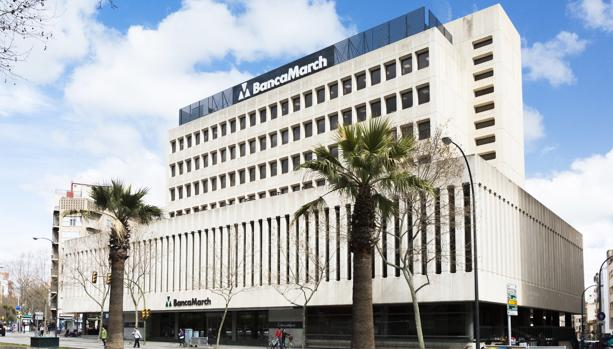 Sede social de Banca March en Palma de Mallorca