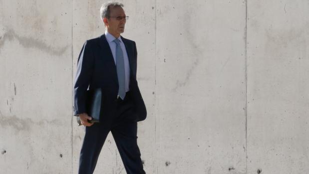 Francisco Briones, dirigiéndose a la Audiencia Nacional