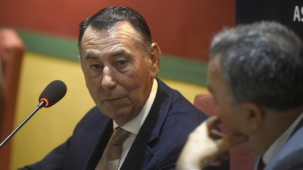 Antonio Gallego, consejero de Migasa