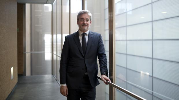 Antonio Moreno, presidente de la Comisión de Industria de la Cámara de Comercio de España y presidente de Alstom