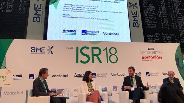 El Foro aborda temas tan interesantes como las estrategias ISR o las experiencias en emisión de bonos verdes