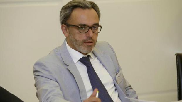 Manuel Contreras Caro, CEO de Azvi