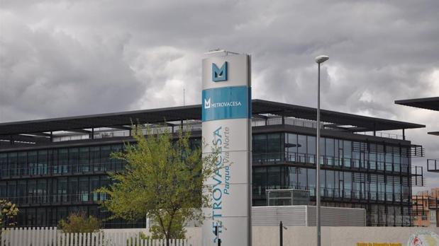 Sede de Metrovacesa en Madrid