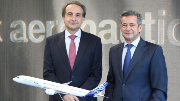 Vicente Padilla y Antonio Gómez Guillamón, CEOs de Aertec Solutions