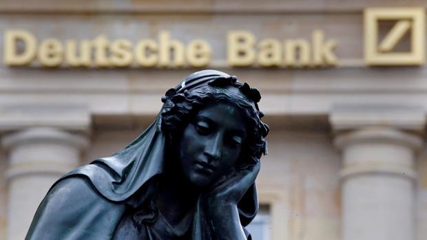 Las acciones de Deutsche Bank son ya el peor valor bursátil de Europa en 2018