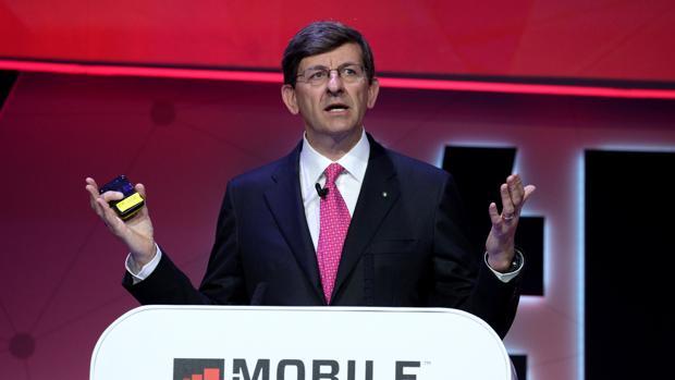 Vittorio Colao, consejero delegado de Vodafone