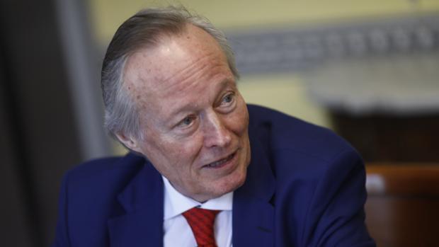 Josep Piqué, exministro de Asuntos Exteriores de España