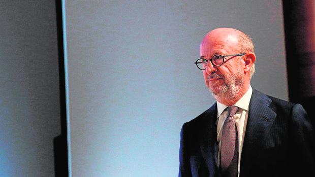 Emilio Saracho, expresidente de Banco Popular