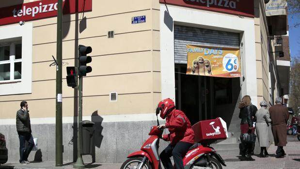Telepizza tiene pr evisto abrir 2.550 locales en las próximas dos décadas en países latinoamericanos