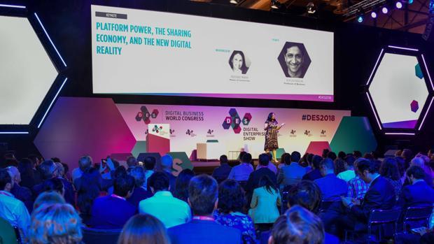 Digital Enterprise Show – Digital Business World Congress es el evento líder en negocio digital