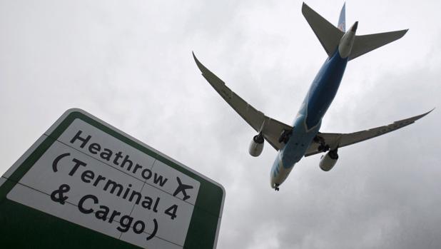 Aeropuerto de Heathrow de Londres