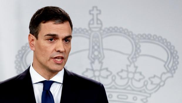 Pedro Sánchez, nuevo jefe del Ejecutivo español