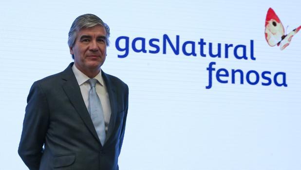Francisco Reynés, presidente de Gas Natural