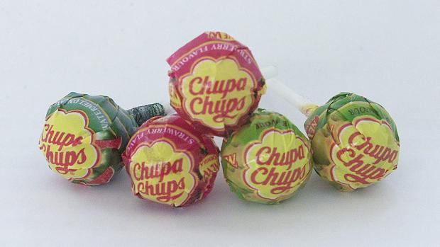 Italia celebra los 60 años del Chupa Chups, un icono español