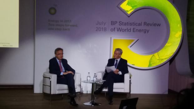 Dos pasos para adelante, uno para atrás, balance energético de 2017