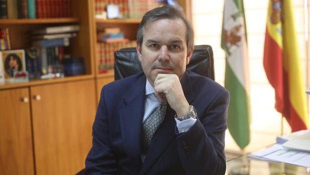 Alberto García Valera será director de EYen Andalucía
